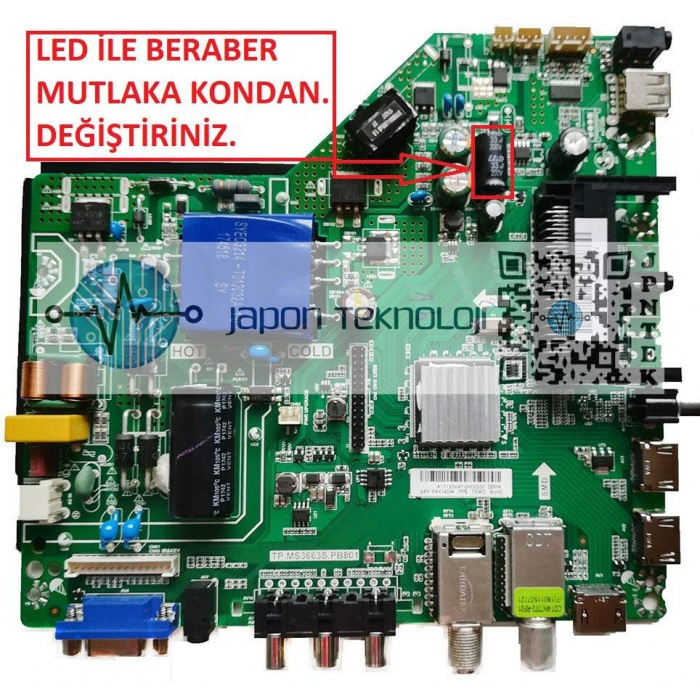 AWOX 43110 LED BAR BACKLIGHT , JL.D43081330-349AS-M, 7.03.F.43N93JTB01R, T430HVN1.3, Led Bar, Panel Ledleri, Backligth