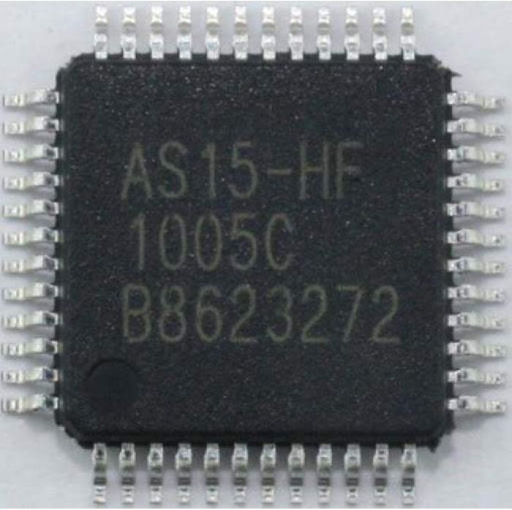 AS15-F AS15 F QFP-48, AS15-U AS15 U TCON GAMA IC LCD TV LED TV, AS15-G, AS15-F, AS15-U, AS15-H, AS15-HF, AS15, AS15-AF - LCD TV GAMMA DRIVER IC