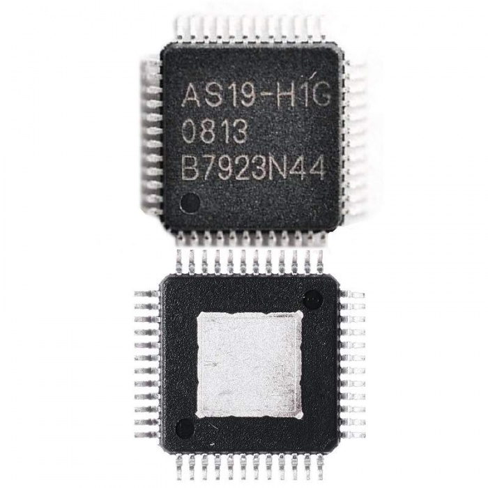 AS19, AS19-H, AS19-H1G, QFP48, LCD TV TCON GAMA IC