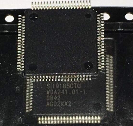 SIL9185CTU Sil9185CTU SiI9185CTU Si19185CTU QFP-80 HDMI VIDEO SWITCH IC