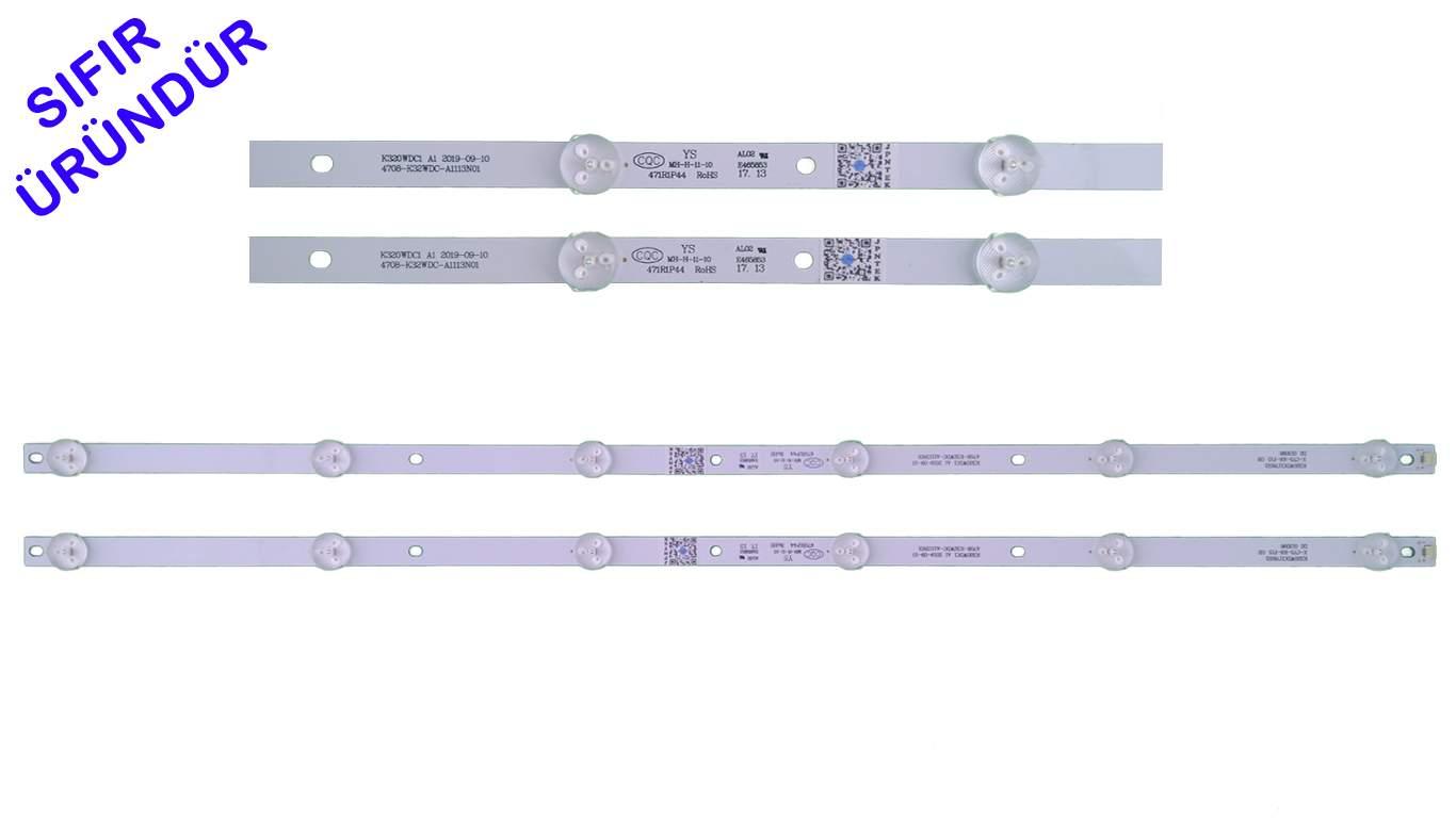 philips 32bdl4012n led bar k320wdc,4708 sıfır panel ledleri