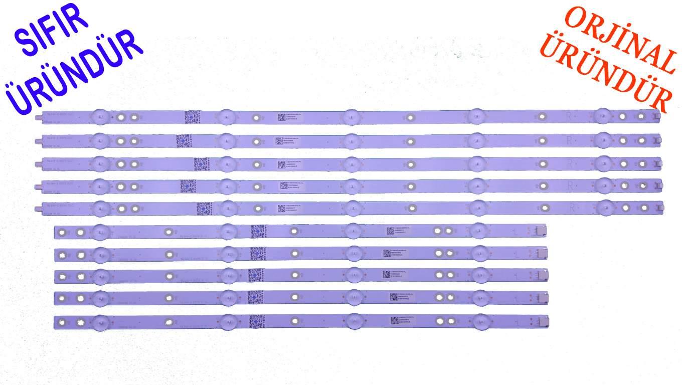 LB50086 , LB50089 50PUS6262/12 50PUS6162/12 50PUS6272/12 TPT500U1-DJ6QE1 TPT500U1-QVN03 SIFIR ORJINAL LED BAR