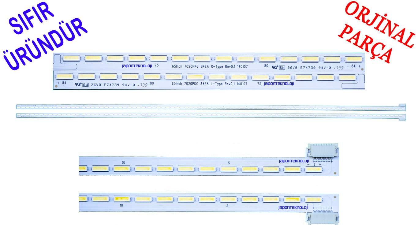 VESTEL 65inch 7020PKG 84EA R-TYPE , L-TYPE , VES650UDEA-3D-S01, VES650UDEA-3D-S01-PH-65LEDFHD, 23229828, VESTEL SMART 65FA7500 65 LED TV